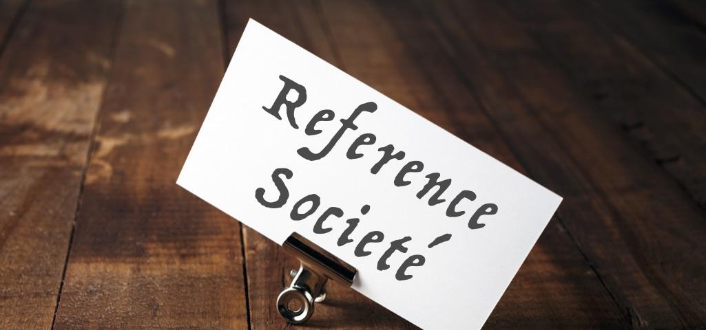 Reference societe
